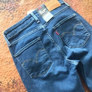 Levi's Jeans - {Levi's} 721 High-Rise Skinny Jeans. Size 27.